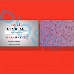 Plastik kart ve platik kart çeşitleri üretimi