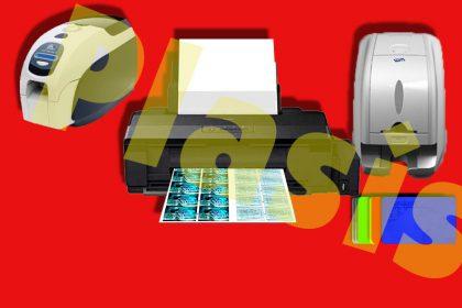 kimlik kart baskı makinesi