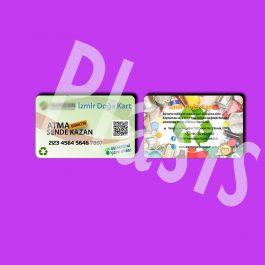 karekodlu kart QR kart